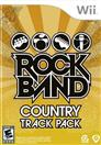 NINTENDO WII ROCK BAND COUNTRY TRACK PACK